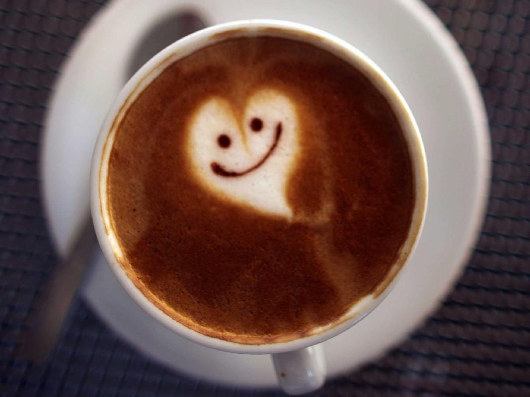 Картинка чашечка кофе с улыбкой, открытках музыкальное поздравление