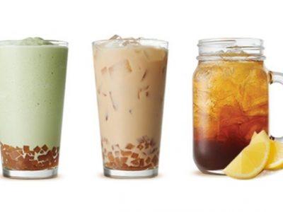 холодный кофе, кофе с лимоном, антиоксиданты, горячий кофе